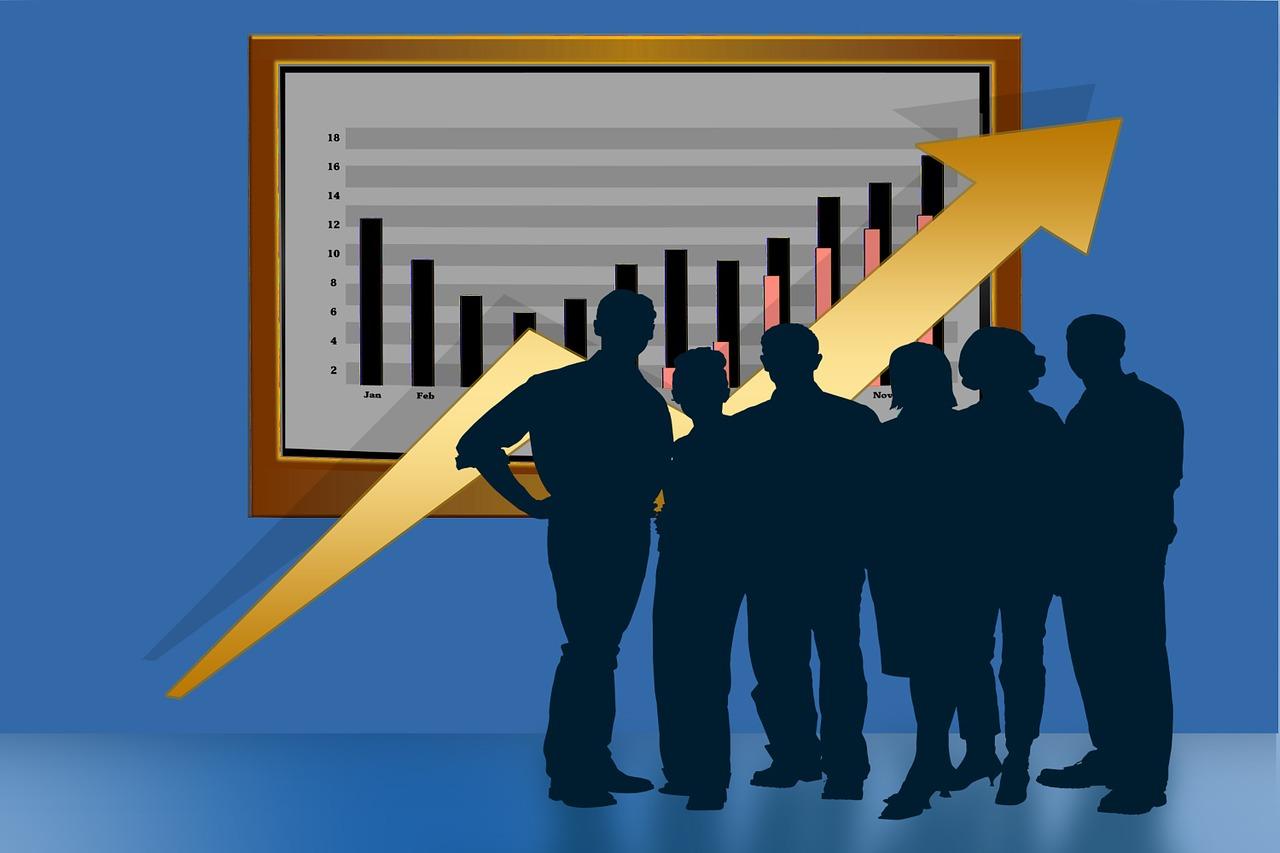 business idea, planning, statistics