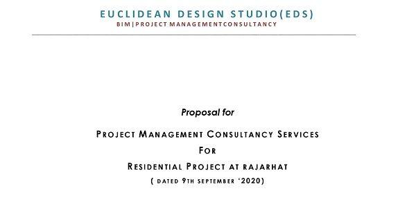 PMC proposal Residential @Rajarhat_01_600x289