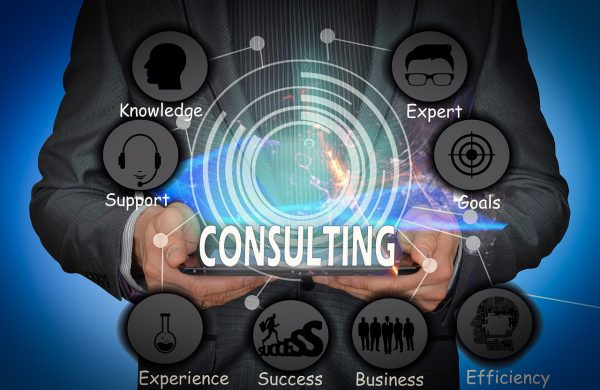 businessman, consulting, business